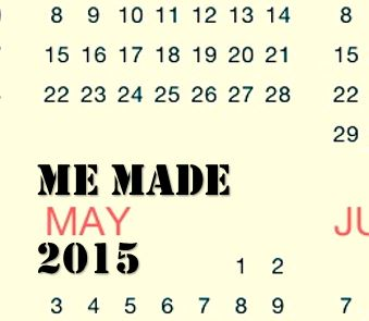 MeMadeMay15